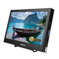 11,6 HD 1080P HD IPS LCD monitor portátil para PS3 PS4 XBOx360 con VGA interfaz HDMI 10,1 pulgadas Juegos de ordenador Monitor de PC