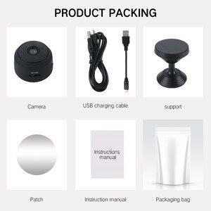 Image 5 - A9 1080p wifi mini câmera, câmera p2p de segurança em casa wifi, câmera de vigilância sem fio de visão noturna, monitor remoto app telefone