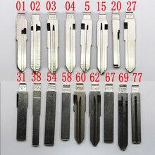Пульт дистанционного управления#02# 31B#15#1#27#5#38#77#58#62#69#60#03 автомобильные ключи embryo для KIA Toyota автомобильные ключи Embryo Key head