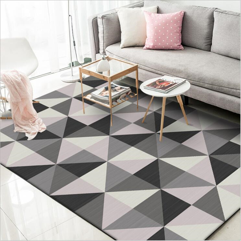 AOVOLL  Carpet Bedroom Area Rugs And Carpet For Home Living Room  Bedroom Rug Modern Northern Europe  Living Room Rug