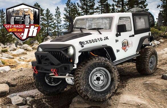 RGT RC Crawler 1:10 4wd RC Car  Off Road RC Rock Crawler Pioneer EX86010-JK Hobby Crawler RTR 4x4 Waterproof RC Toy