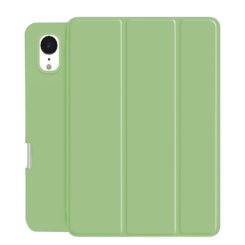 Light Green Yellow Tablet Case For New iPad Air 4 10 9 2020 Soft Silicone Cover With Pencil Holder