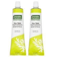 Оригинальная австралийская зубная паста для чайного дерева, без фторидов, для поддержания здоровья десен, очищает зубы свежей пасти, защища...