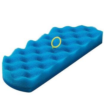 1 Pieza DJ63-00672D H11 FILTRO DE POLVO HEPA + 1 Juego De Filtro De Esponja Azul Para Samsung SC4300 SC4470 VC-B710W Piezas De Aspiradora