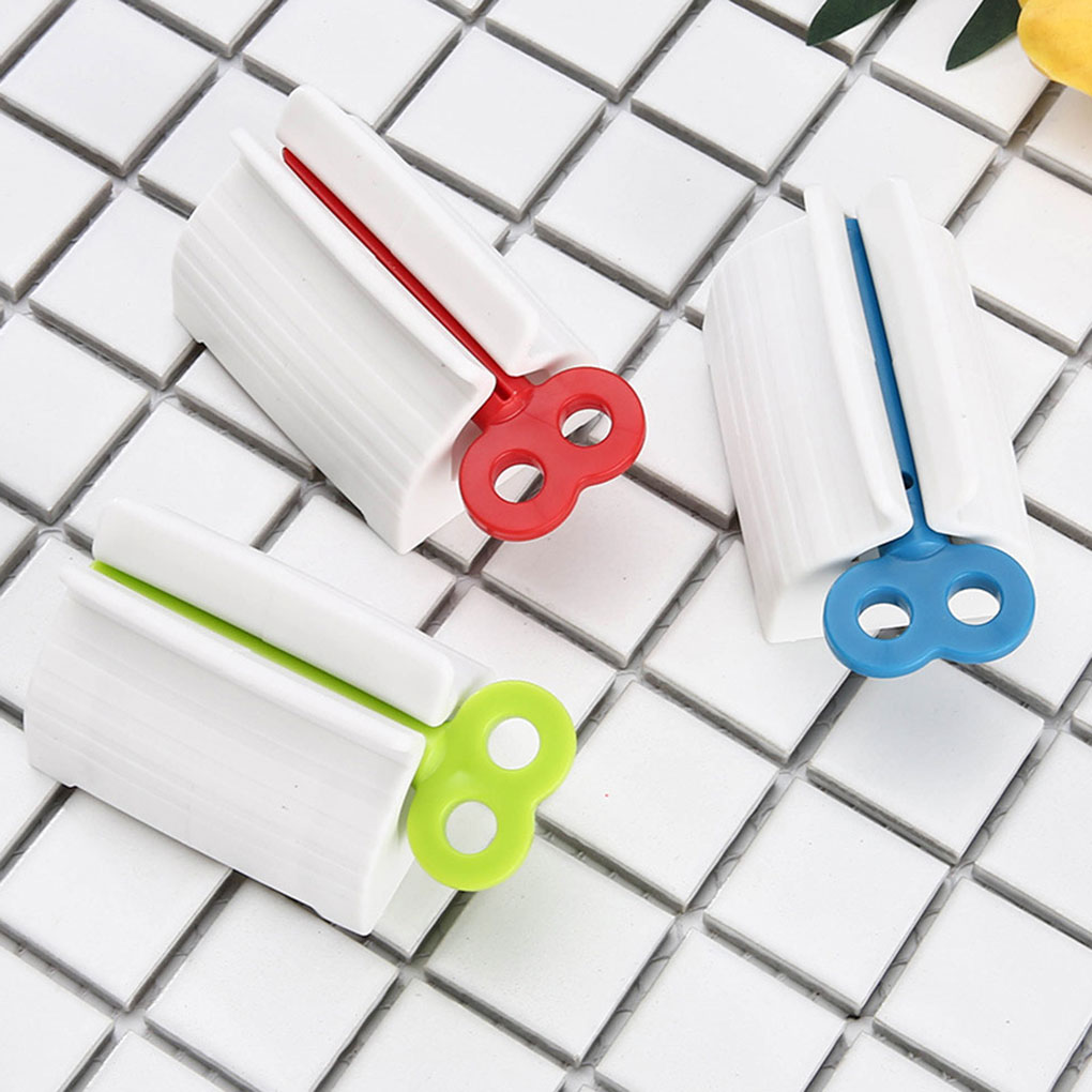 Многофункциональный дозатор для зубной пасты, выдавливатель для тюбиков, выдавливатель для зубной пасты, очищающее средство для лица, держ...