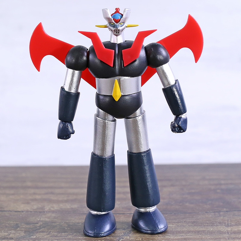 Anime Cartoon <font><b>Mazinger</b></font> <font><b>Z</b></font> Die Cast Action <font><b>Figure</b></font> Collectible Model Toy image