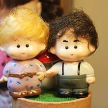 Muñeca de juguete clásica Retro japonesa colección de regalo de cumpleaños y Navidad para niños
