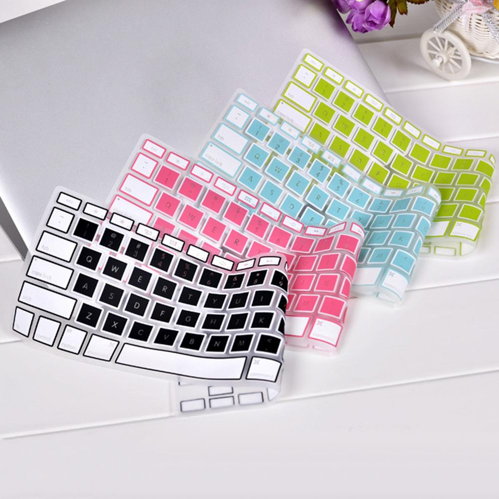Silicone PC Laptop Keyboard Cover Skin Film for font b Apple b font font b MacBook