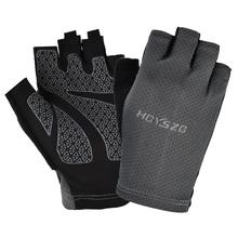 Cycling-Gloves Sports Fitness for Driving Mesh-Fabric Antiskid Skin-Friendly-Sunscreen