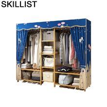 Home Furniture Armadio Guardaroba Placard Rangement Armazenamento Armario Guarda Roupa Mueble De Dormitorio Closet Wardrobe