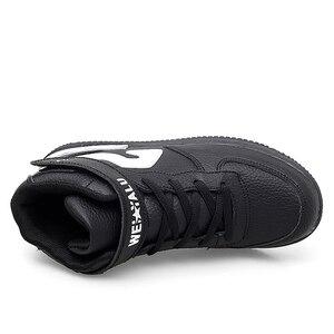 Image 4 - Kinderen High Top Airforce Schoenen Kinderen Sport Schoenen Voor Running Nieuwe Mode Casual Schoenen Voor Grote Jongens En Meisjes schoenen Sneakers