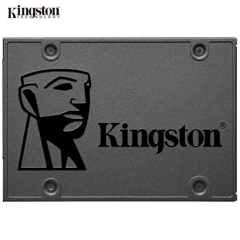 """Kingston SSD 120 GB disque numérique A400 240 GB SATA 3 2.5 """"lecteur à semi-conducteurs gros ordinateur portable jeux disque dur HD 480GB SDD"""