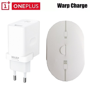 Original OnePlus 8 pro EU Warp Charge Power Adapter 30W Charger Cable Quick Charge 30W For OnePlus 8 7 7Pro 6 6T 5 5T 3 3T