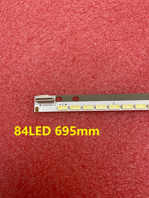 Новая светодиодная лента с подсветкой 84LED 695 мм, 55 дюймов, V13 Edge, 6916L1249A, 6916L1092A для 6922L 0048A, 6916L 1535A, 55E610G, LC550EUN|edge led|edge 6edge strip | АлиЭкспресс