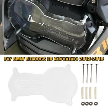 Motorcycle Headlight Protector-Protection Guard Lens-Cover GS Adv LC 2013 Cooled 2014-2018 Water For BMW R1200GS R1200 adve O1T1 image