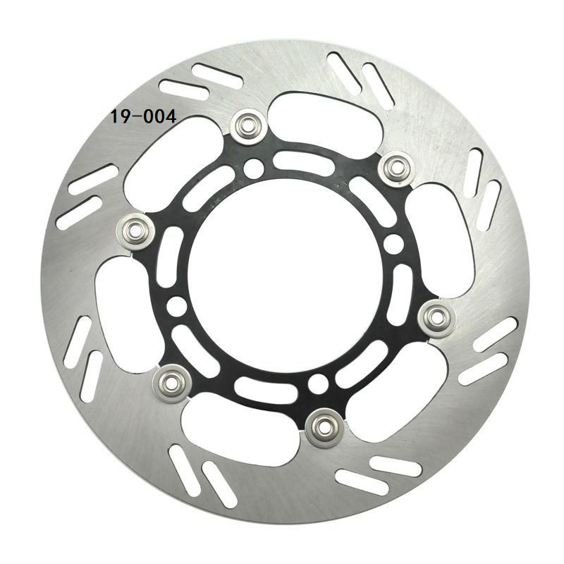 Motorcycle Front Brake Disc Rotor Fit for Kawasaki <font><b>KX125</b></font> KLX250 KX250 RM-Z 250 KX 250 F Motor bike <font><b>part</b></font> image