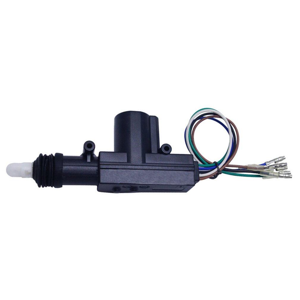 Control Central Lock 12V Car Central Locking System Solenoid Actuator 5 Wire