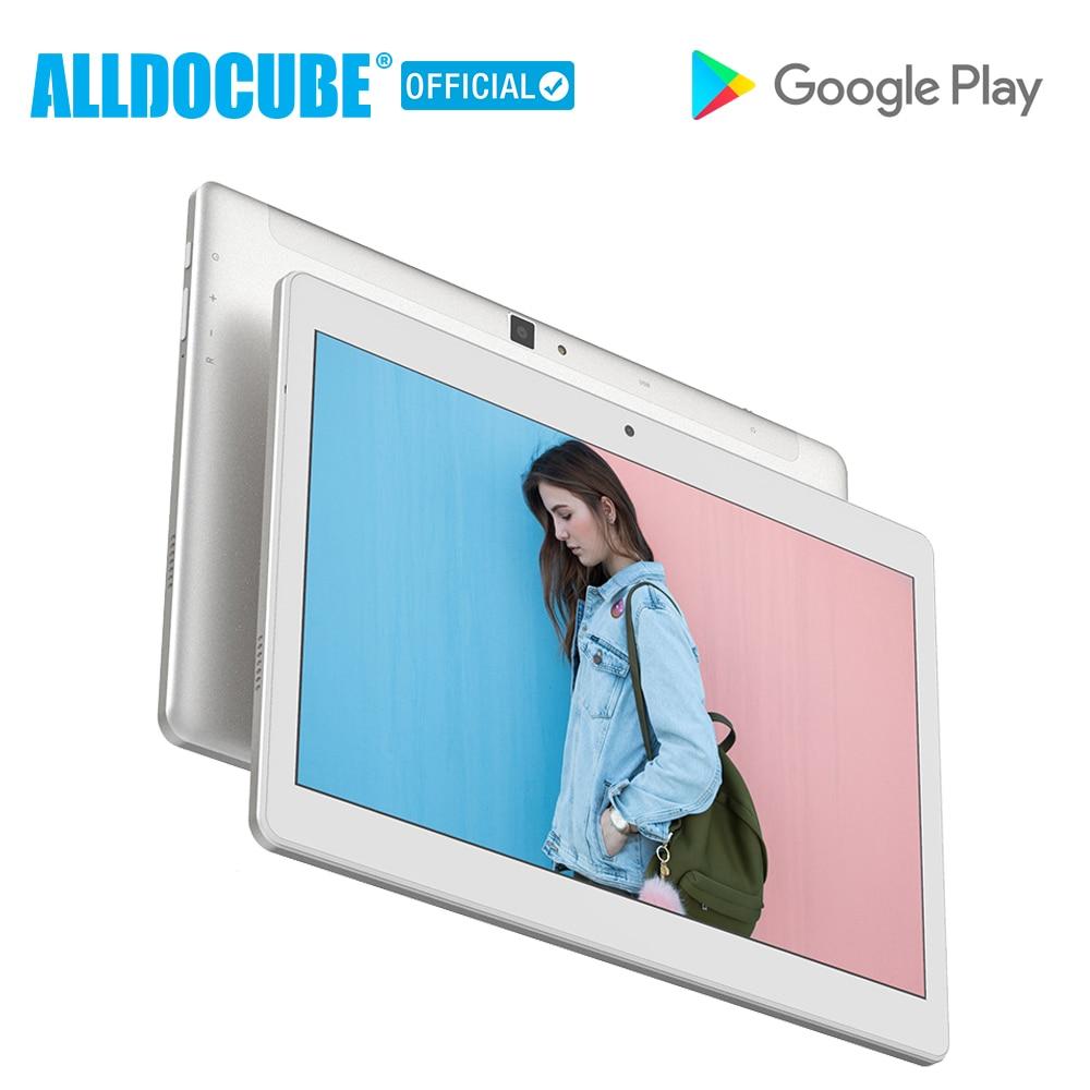 ALLDOCUBE M5X Pro планшет с 10,1 дюймовым дисплеем, 10 ядерным процессором MTK X27, ОЗУ 4 Гб, ПЗУ 128 ГБ, Android 8,0, 2560x1600 Планшеты      АлиЭкспресс
