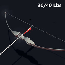 Archery Bow Carbon-Arrows-Arco Shooting Handed Professional E-Flecha 30/40lbs Right