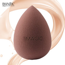 IMAGIC 3 Pack Membuat Mixer Zacht Air Spons Bladerdeeg Profesional Make-Up Puff Spons untuk Foundation Krim Concealer(China)