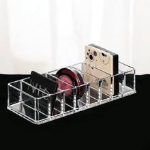 Makeup-Container Storage-Box-Holder Jewelry Cosmetic Acrylic Skin-Care Nail Products