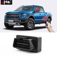 JHO Módulo de Janela De Poder Mais Próxima OBD Carro Automático w/Espelho Dobrável Função Para Ford F150 2017 2020 2018 2019 Acessórios Raptor