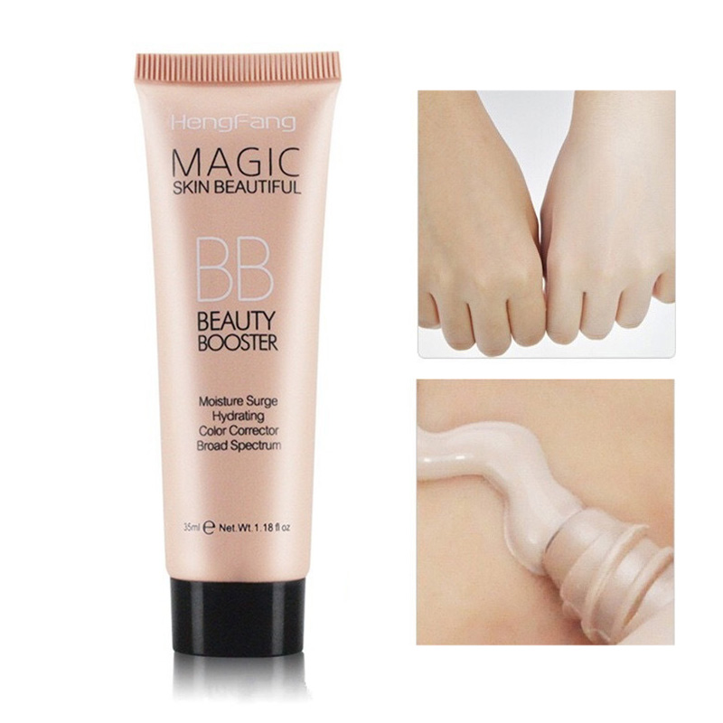 Korea Makeup Foundation BB Cream Base Face Beauty BB CC Cream Long Lasting Waterproof Concealer Moisturizing Whitening Cosmetic
