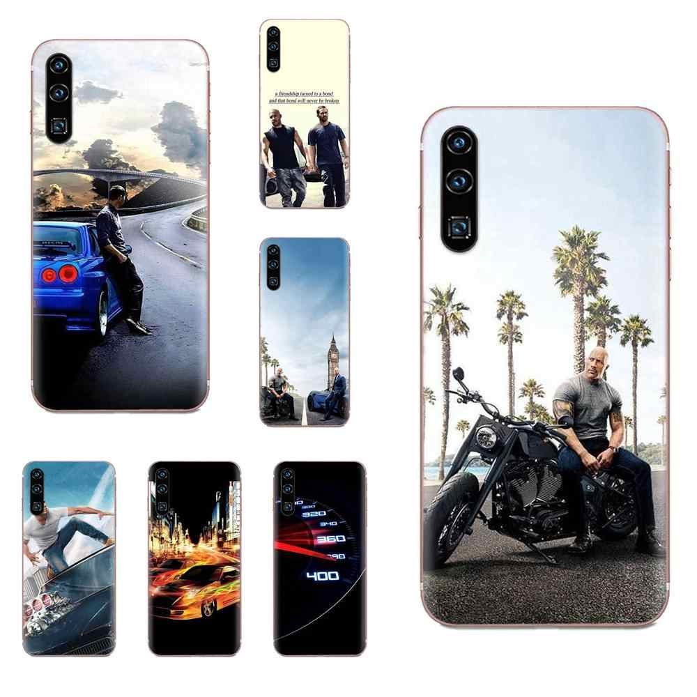 Fast And Furious Soft Capa Cover Case For Galaxy Note 10 A10E A10S A20S A30S A40S A50S A6S A70S A730 A8S M10S M30S Lite Plus