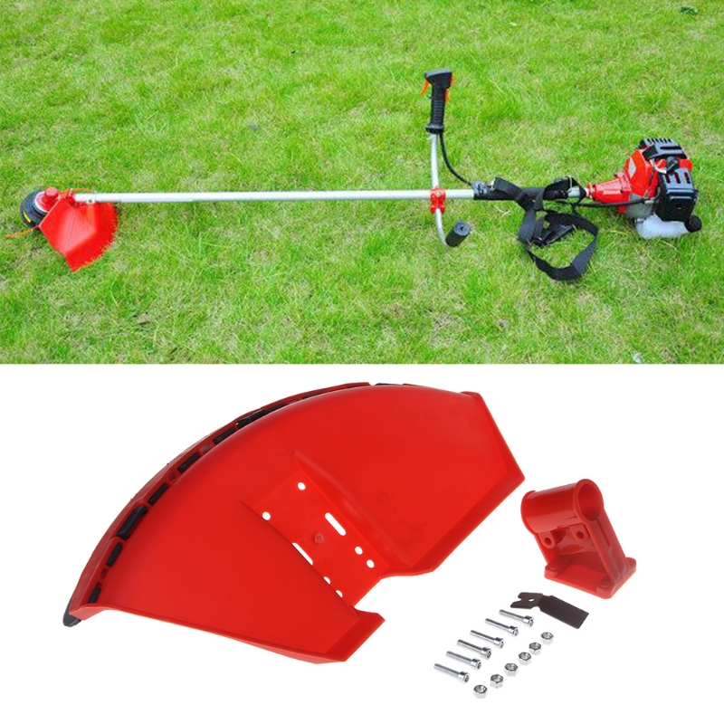 CG520 430 Brushcutter Protection Cover Grass Trimmer 26mm Blade Guard With Blade Plastic