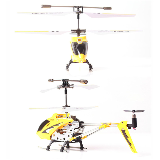 Syma S107g Rc Helicopter 3.5ch Alloy Copter Quadcopter Built-in Gyro Helicopter Aircraft Flashing Light Toys Gift For Children 4