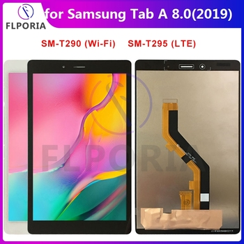 For Samsung Galaxy Tab A 8.0'' 2019 LCD SM-T290 SM-T295 T290 T295 LCD Dispaly Assembly for Tablet LCD Touch Screen Digitizer Top