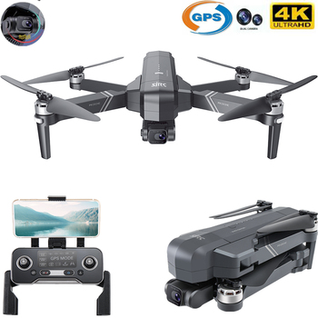 SJRC F11 PRO 4K Drone GPS 2 Axis Gimbal Dual camera Brushless Quadcopter SG906 PRO 2