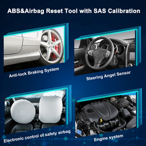 Image 4 - Foxwell NT630 플러스 OBD2 자동차 스캐너 엔진 체크 ABS SRS 에어백 SAS 재설정 충돌 데이터 ODB OBD 2 자동 자동차 진단 도구