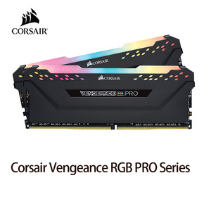 CORSAIR ddr4 pc4 ram 8GB 3000MHz RGB PRO DIMM настольная поддержка памяти материнская плата 8g 16G 3000Mhz 3200mhz 3600mhz 16gb 32gb ram