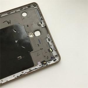 "Image 2 - Behuizing Achter Back Cover Voor Samsung Tab S T700 T705 Galaxy 8.4 ""Originele Tablet Telefoon Nieuwe Midden Frame Panel vervanging + Gereedschap"