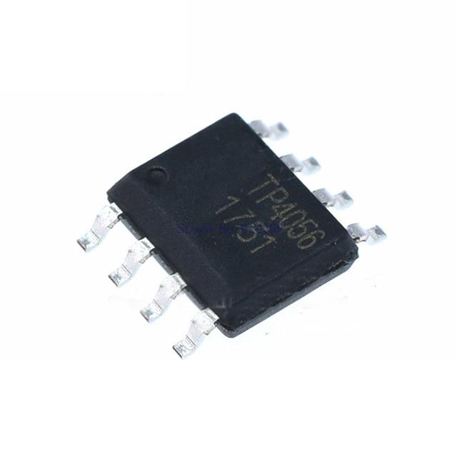 5Pcs TP4056 SOP-8 TP Chips Battery Charging IC
