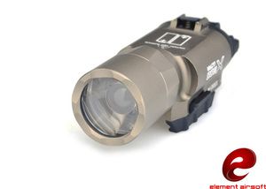 Image 5 - عنصر الادسنس Surefir X300 التكتيكية مضيا 370 التجويف مسدس سلاح ضوء Surefir X300U مصباح يدوي للبندقية EX359