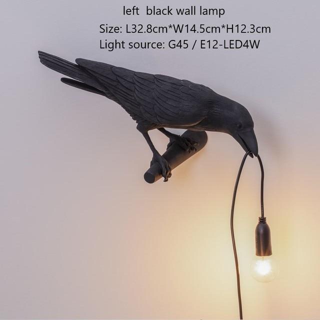 Bird Table Lamp  3