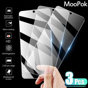 3Pcs Tempered Glass For Samsung Galaxy A50 A51 Screen Protector Glass For Samsung Galaxy A51 A71 A10 A20 A30 A40 A60 A70 Glass(China)