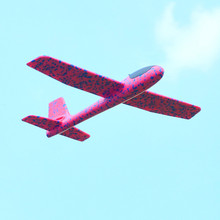 36 см ручной бросок Летающий планер самолеты пенопластовый самолет модель EPP устойчив к прорыву самолет Вечерние игры для детей на открытом воздухе забавные игрушки