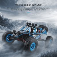 JJRC Q39 RC Car HIGHLANDER 1:12 4WD RC Desert Truck RTR 35km/H Fast Speed High Torque Servo 7.4V 1500mAh LiPo Off Road Cars hi