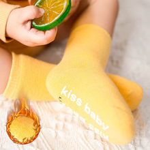 Newborn Socks Warm Winter Baby Socks Thick Warm Animal Terry  Spring For Girls Boys Cotton Kids Anti-Slip Floor Socks spring and autumn winter cartoon baby socks anti slip newborn socks cute floor cotton socks warm boots for boys girls infant