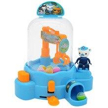 Мини коготь игры электронный мини аркадный коготь конфеты лакомства игрушечный мяч, коготь захватывающий конфеты шары машина захват игрушки