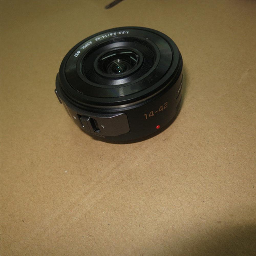 Объектив камеры 14 42 мм F3.5 5.6 ASPH зум объектив для YUNEEC Micro 4/3 запасные части для камеры - 6