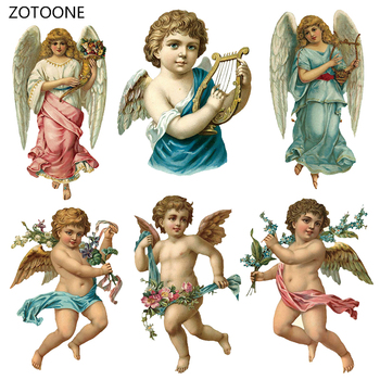 ZOTOONE 3D Stripes Iron on Transfer Patches on Clothing Diy Patch Heat Transfer for Clothes Decoration Stickers for Kids Gift G image