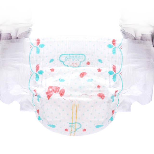 Light and Breathable Newborn Disposable Diapers