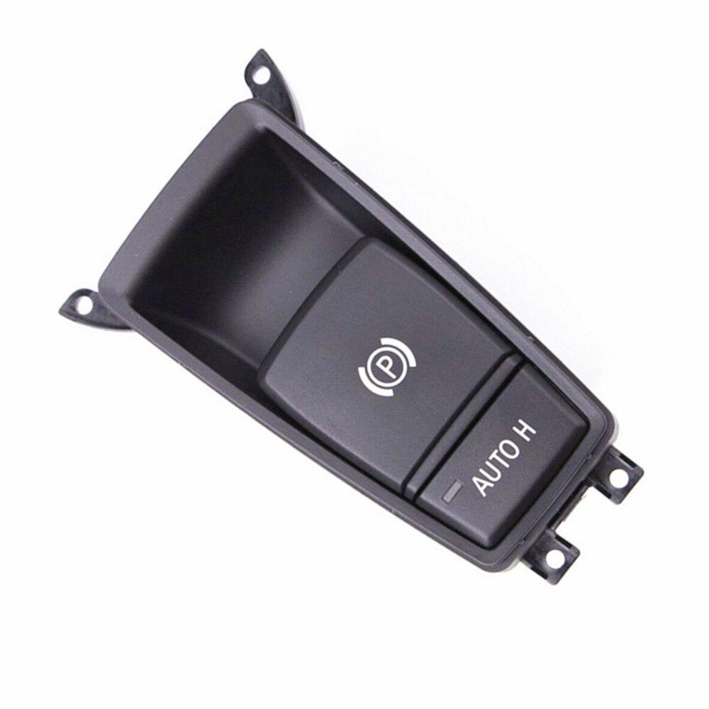 Parking Brake Control Switch Auto Automatic Transmission for X5 2007-2013 X6 08-14 Car Handbrake Parking Brake Switch Button P Auto Hold H EMF