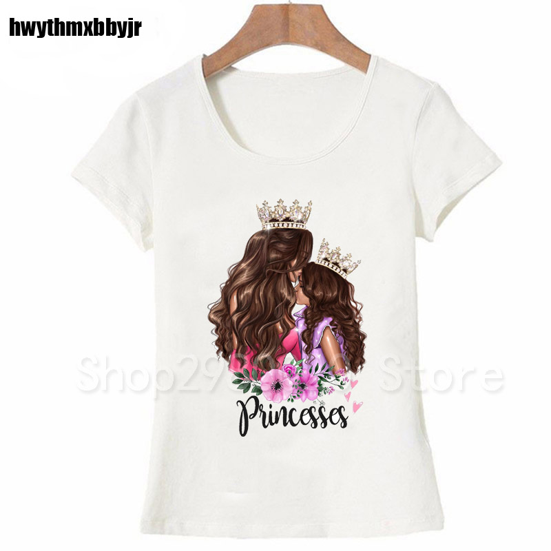 Tumblr Korean Family Matching T Shirt Women Mother Son Daughter Outfits Mom Mum Vogue Boy Girls Tshirts Tops Gift For Super