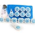 6 + 1key Schutz Russische EU Europäische Euro Sicherheit Kind Elektrische Steckdose Stecker Zwei Phase Safe Lock Abdeckung Baby kinder Sicherheit