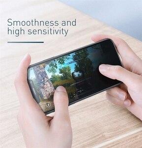Image 5 - Baseus 0.3Mm Bảo Vệ Màn Hình Kính Cường Lực Cho iPhone 11 Pro Max Chống Nhìn Trộm Có Kính Cường Lực Cho iPhone Xs max Xr X 11